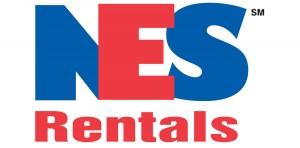 NES Rentals logo