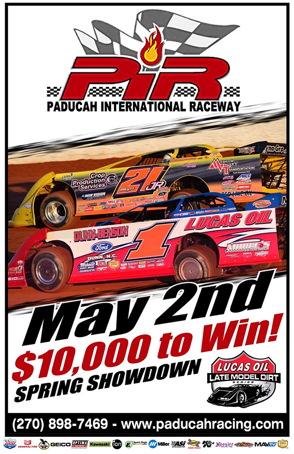 Lucas Oil Late Models – May 2nd