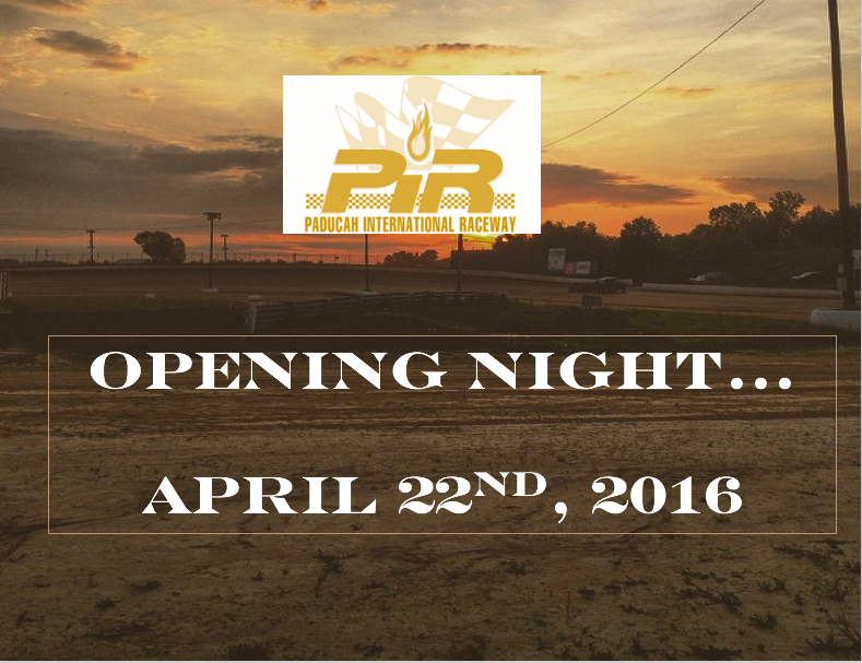 2016 Opening Night!
